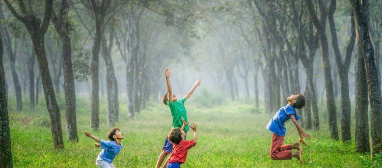 7 moduri prin care iti poti imbogati copiii