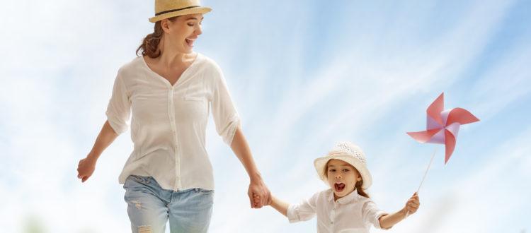 4 amintiri pe care mamele ar trebui sa le aiba cu copiii lor vara