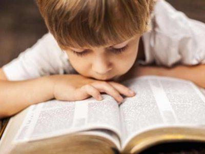 7 PASAJE BIBLICE pentru COPII