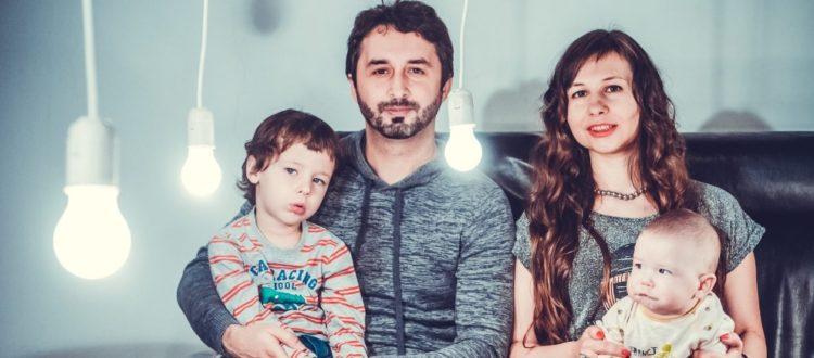 3 principii pentru un mediu pozitiv in familie