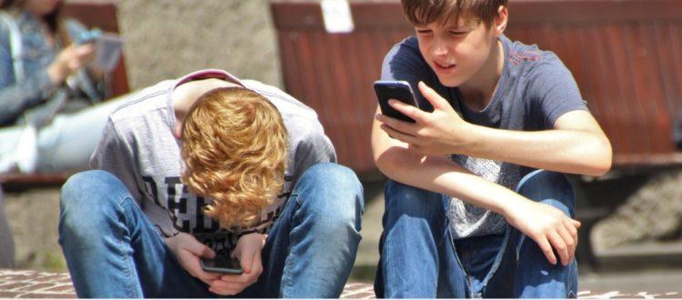 copii - smartphone