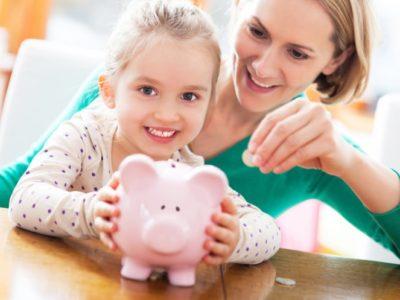 Educația financiară a copilului